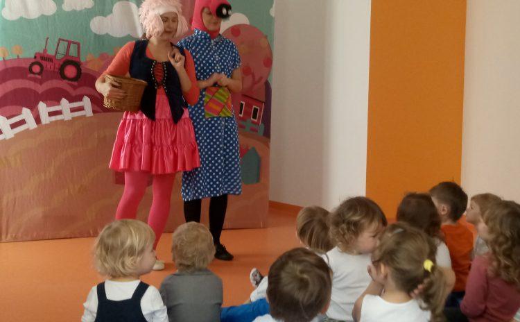 Teatr w przedszkolu