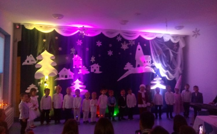 Przedstawienie z okazji Świąt Bożego Narodzenia
